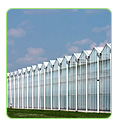 solar greenhouses power